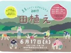田植え2017